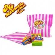 Candy Sticks Sweet Bag £0.99