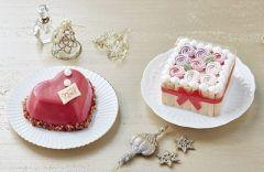 2016年のセブンのクリスマスケーキめっちゃ可愛くて女の子が好きそうなデザイン   写真は今年新発売になるハートのベリーベリークリスマスとお花のプレゼントボックス  どっちもピンクと赤が可愛くて女子ウケしそう()   味もそうですが 専門店のケーキに負けない可愛いデザインコンビニのケーキは本当に進化がすごいですねぇ