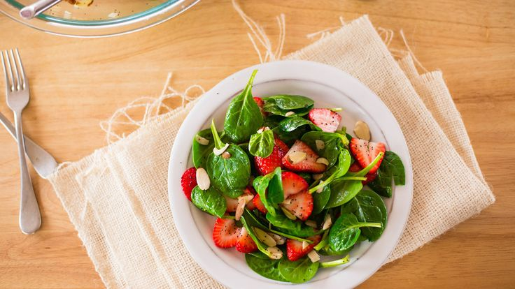 Light, refreshing, and sweet, this salad is sure to bring you good vibes and make your tastebuds happy.
