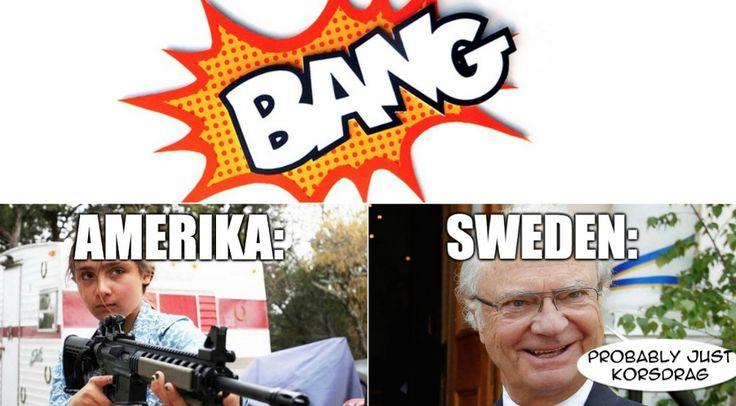 På gott och ont: 14 saker som kännetecknar Sverige.