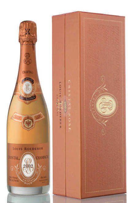 Louis Roederer Cristal Rosé 2002 | An extraordinary year