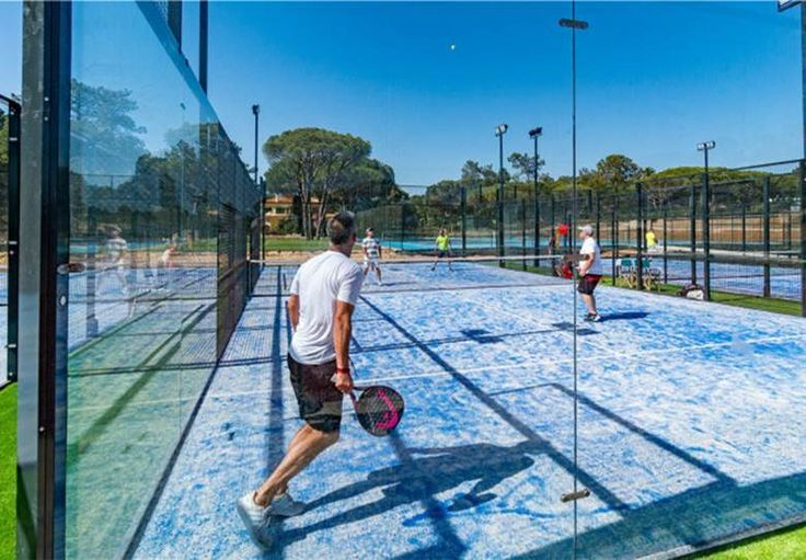 Enjoy great match settings every day here at The Campus #thecampus