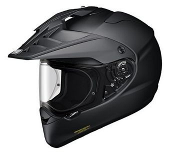 Shoei Hornet X2 Matte Black Full Face Motorcycle Helmet