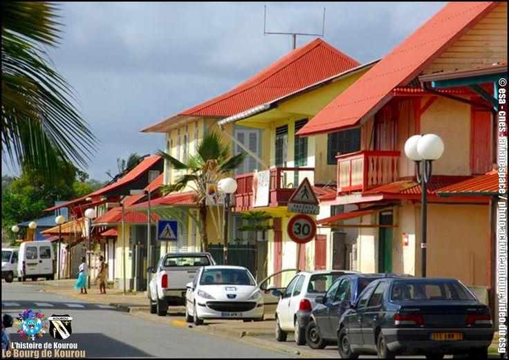 Le vieux bourg - Kourou