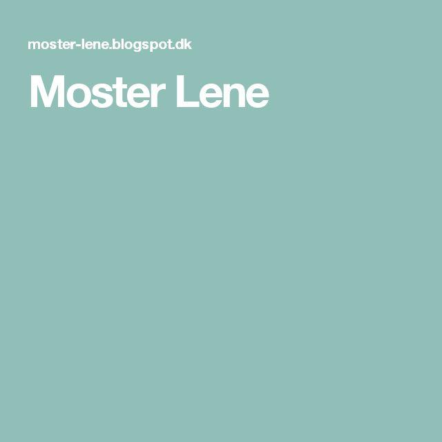Moster Lene