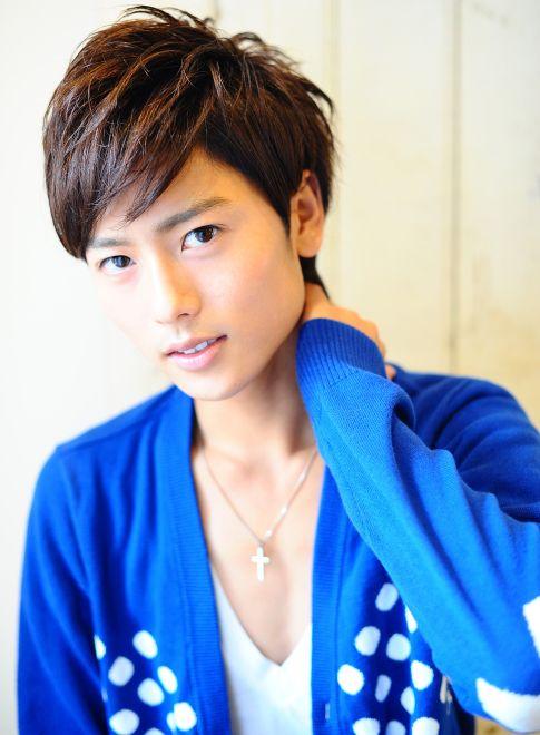 万人ウケ爽やかショートレイヤー 【little 新宿店】 http://beautynavi.woman.excite.co.jp/salon/26093 ≪ #menshair #menshairstyle・メンズ・ヘアスタイル・髪形・髪型≫