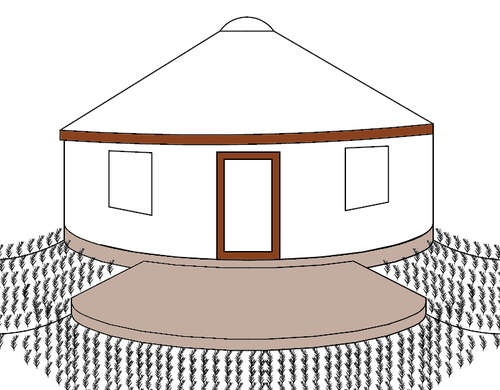 1000 Images About My Yurt On Pinterest Rice Hulls