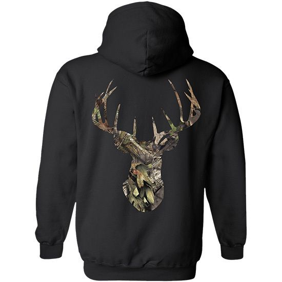 The quality of this pullover hoodie is one of the best and the double-lined hood with matching drawstring finish off the details. • 7.75 oz., 50% cotton, 50% polyester • Double-needle stitching • 1x1