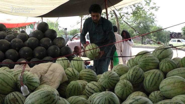 Pakistan Suffers Blistering Heatwave
