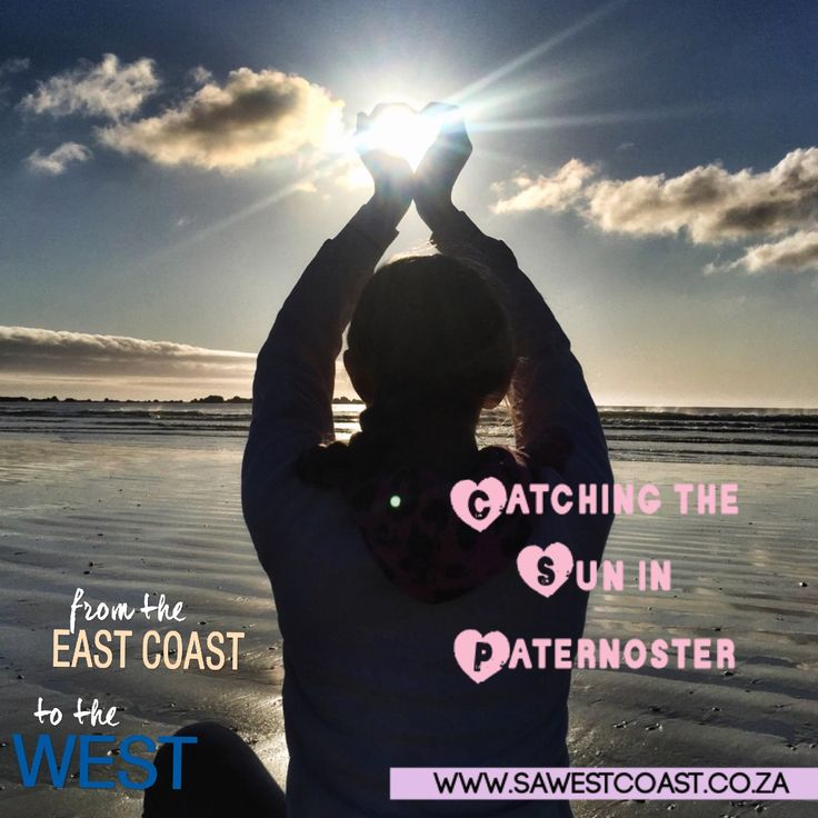 @SaWestCoast #paternoster #westcoast #saw #sunset #beach