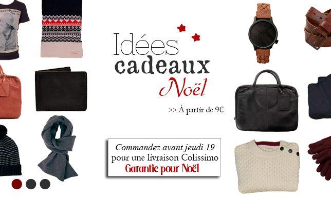 Idées cadeaux Noel 2013 pour homme sur www.letagehomme.com