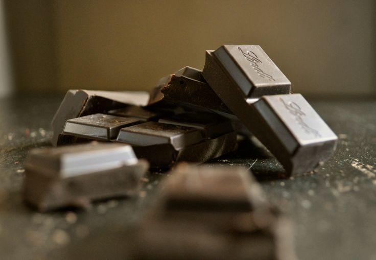 Yummy...swiss chocolate