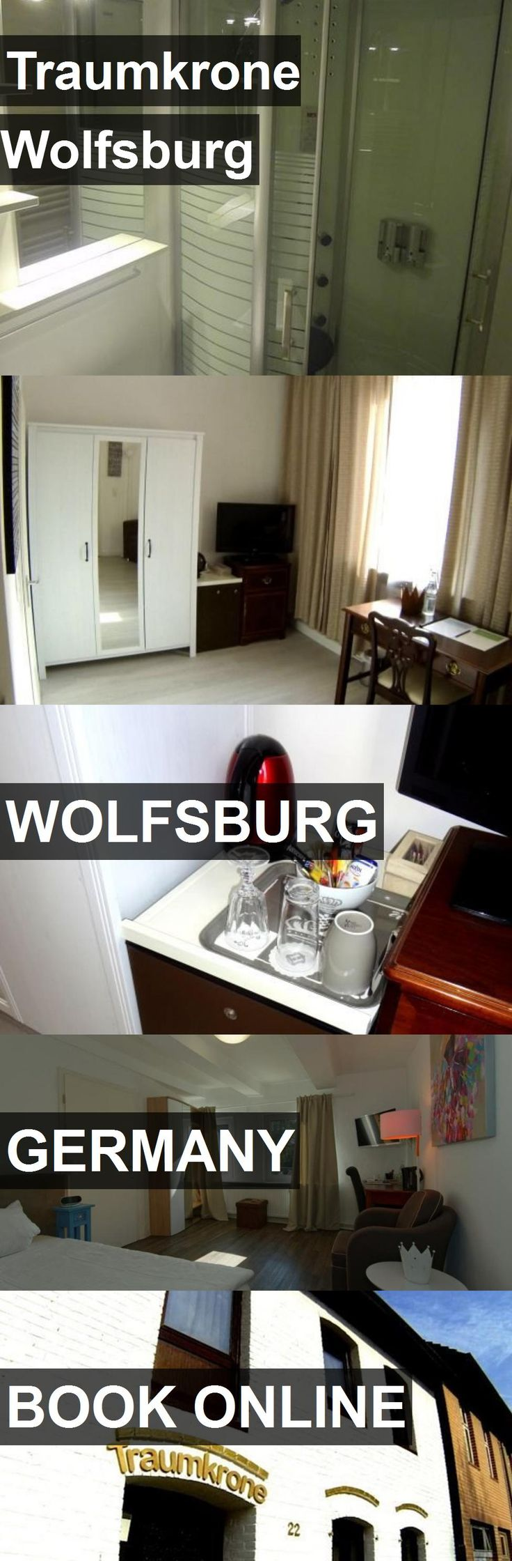 Hotel Traumkrone Wolfsburg in Wolfsburg, Germany. For more information, photos, reviews and best prices please follow the link. #Germany #Wolfsburg #travel #vacation #hotel
