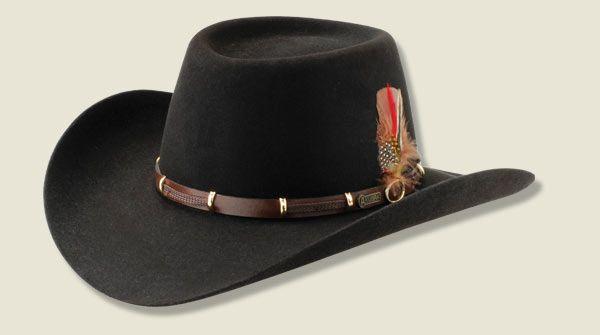 The Boss, AKUBRA HATS, FELT HATS
