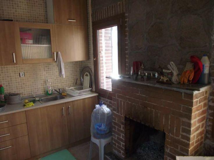 Mutfakta şömine Taşevlibahçe - Sayfa 2