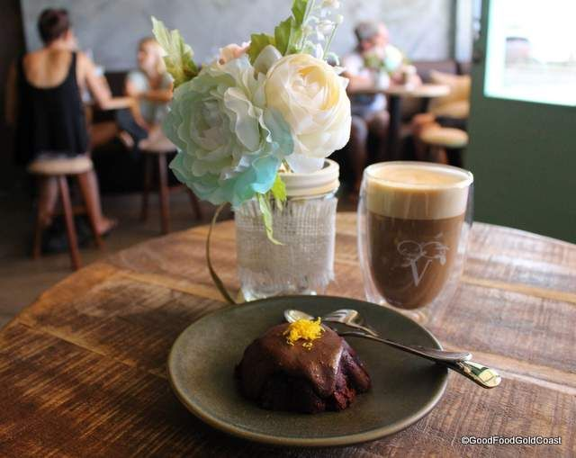 Totally organic, Vivre a Vie Bakery and Cafe at Mermaid beach is a winner!