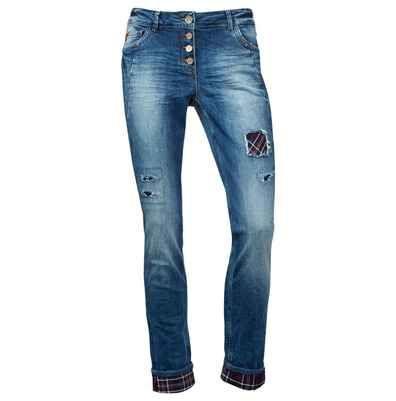CECIL Destroyed-Jeans Arizona // Viele tolle Styles von CECIL findet Ihr auch bei uns in der #EuropaPassage. #EuropaPassageHamburg #fashion #style #CECIL #Mode