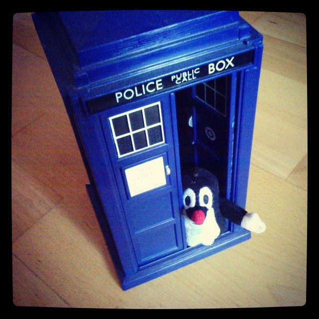 T.A.R.D.I.A. Mole in the TARDIS... #TARDIS#doctorwho#mole#grom#space
