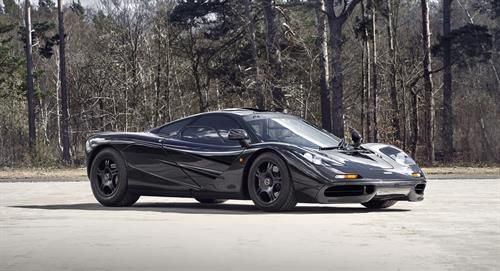 Motor'n | McLAREN SPECIAL OPERATIONS PRESENTS CONCOURS CONDITION McLAREN F1 FOR SALE