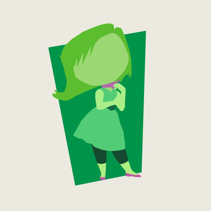 Disgust <3 Inside Out