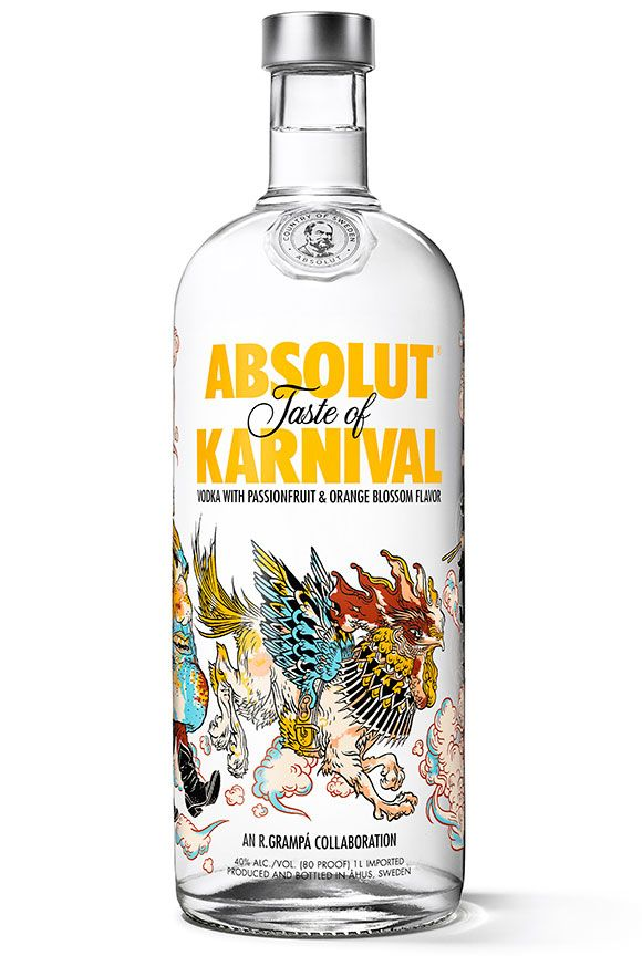 Distilling the Spirit of Carnival with Absolut Karnival