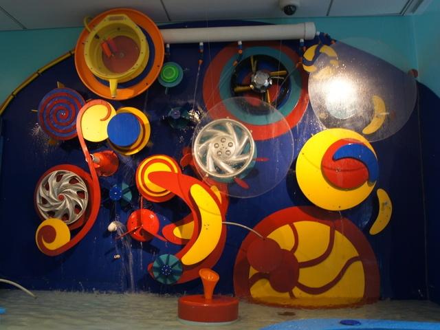 Brooklyn Children's Museum Sensory Room