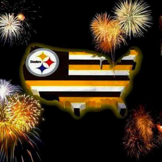 Celebrate being part of Steeler Nation!!!