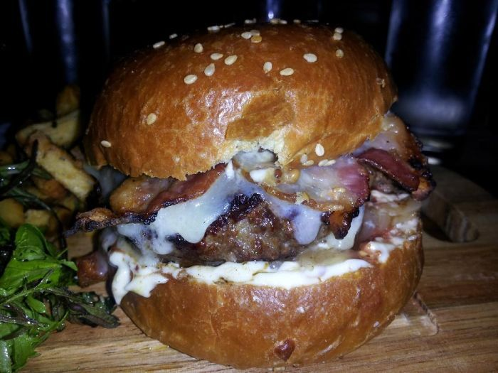 The Harbord Room best burger Canada