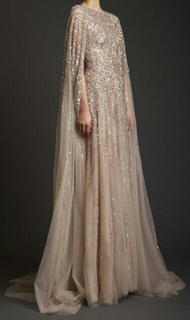 Cala's dress in Thorin's dream after BoFA