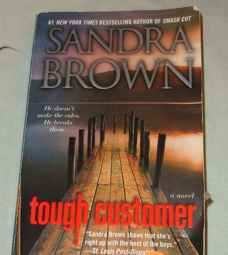Tough Customer: A Novel Paperback by Sandra Brown