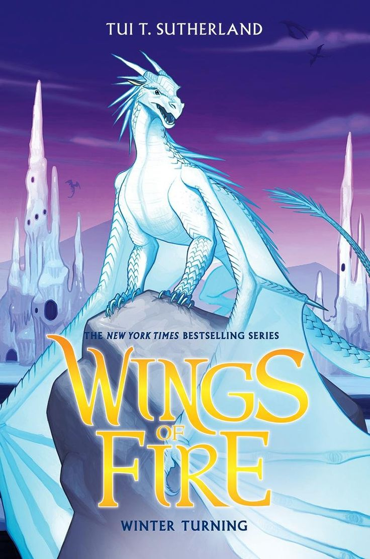 Wings of Fire Book Seven: Winter Turning: Tui T ...
