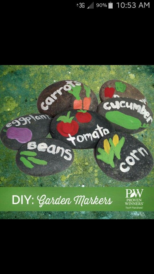 Great way to get the kids involved in gardening.