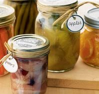 Canned Spiced Apples - Natural Health