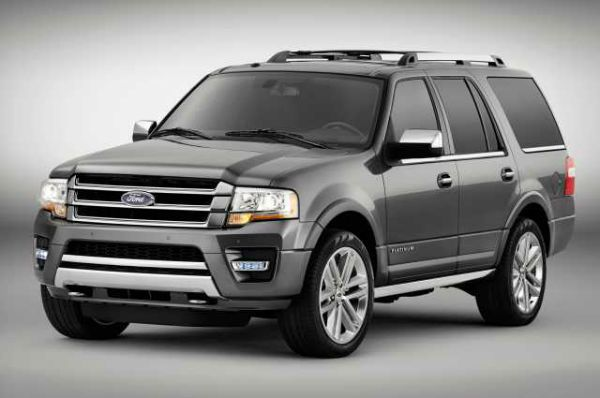 2016 Ford Expedition Diesel