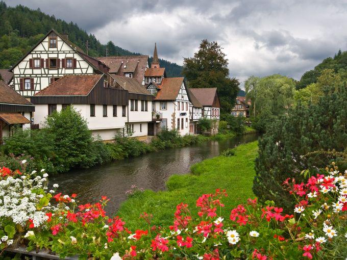 Pueblos mas bonitos de Alemania