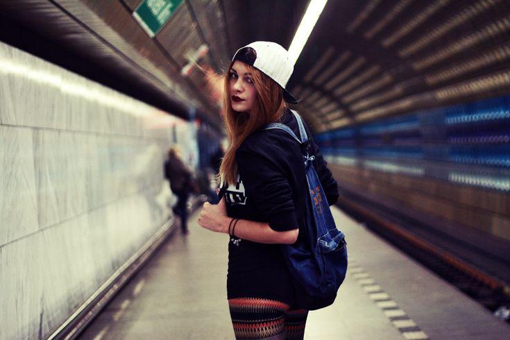 prague girl by Zuziensk.deviantart.com on @DeviantArt