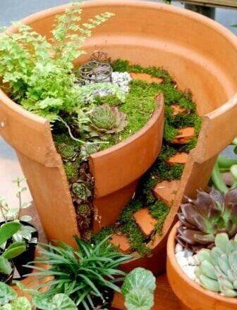 jardins escadinha