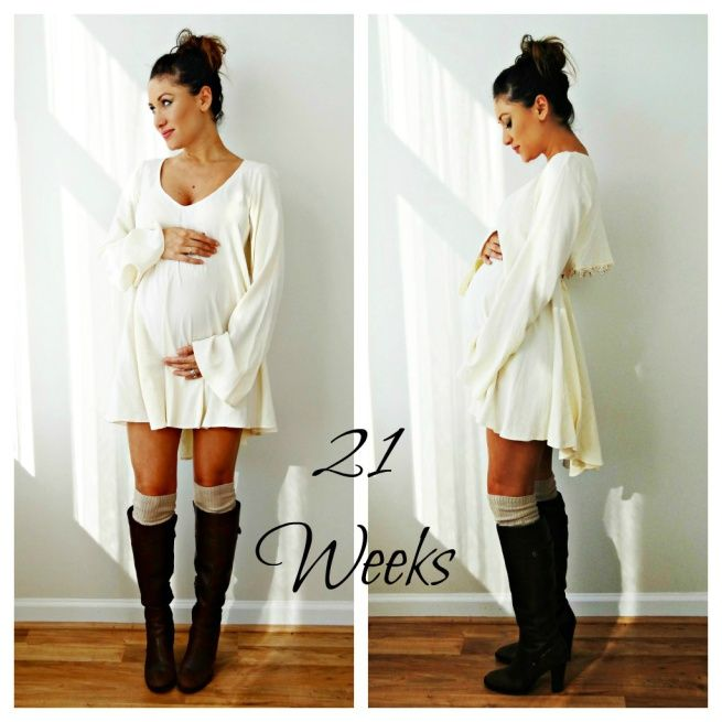 Now that I'm 10wks pregnant...this will look stunning when I start showing