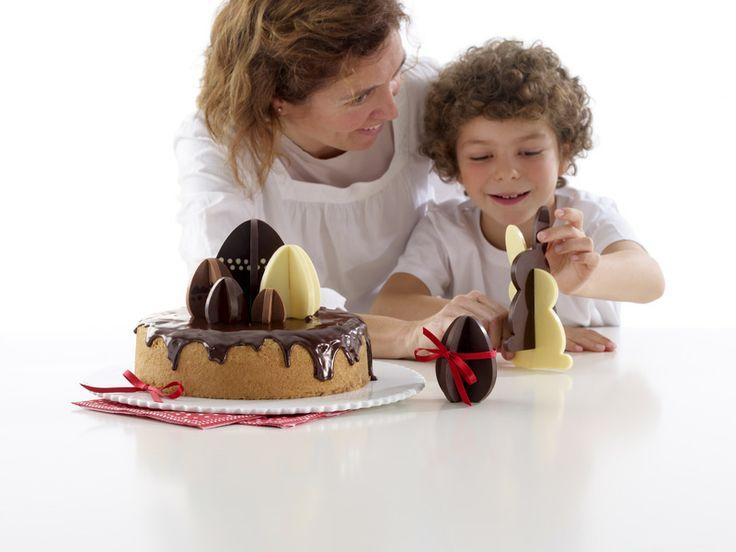 Forma do czekolady zestaw wielkanocny, dowiedz się więcej na FabrykaForm.pl