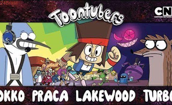 Toontubers Alerta: K.O. Quebra Tudo no Centro da Cidade | ToonTubers | Cartoon Network