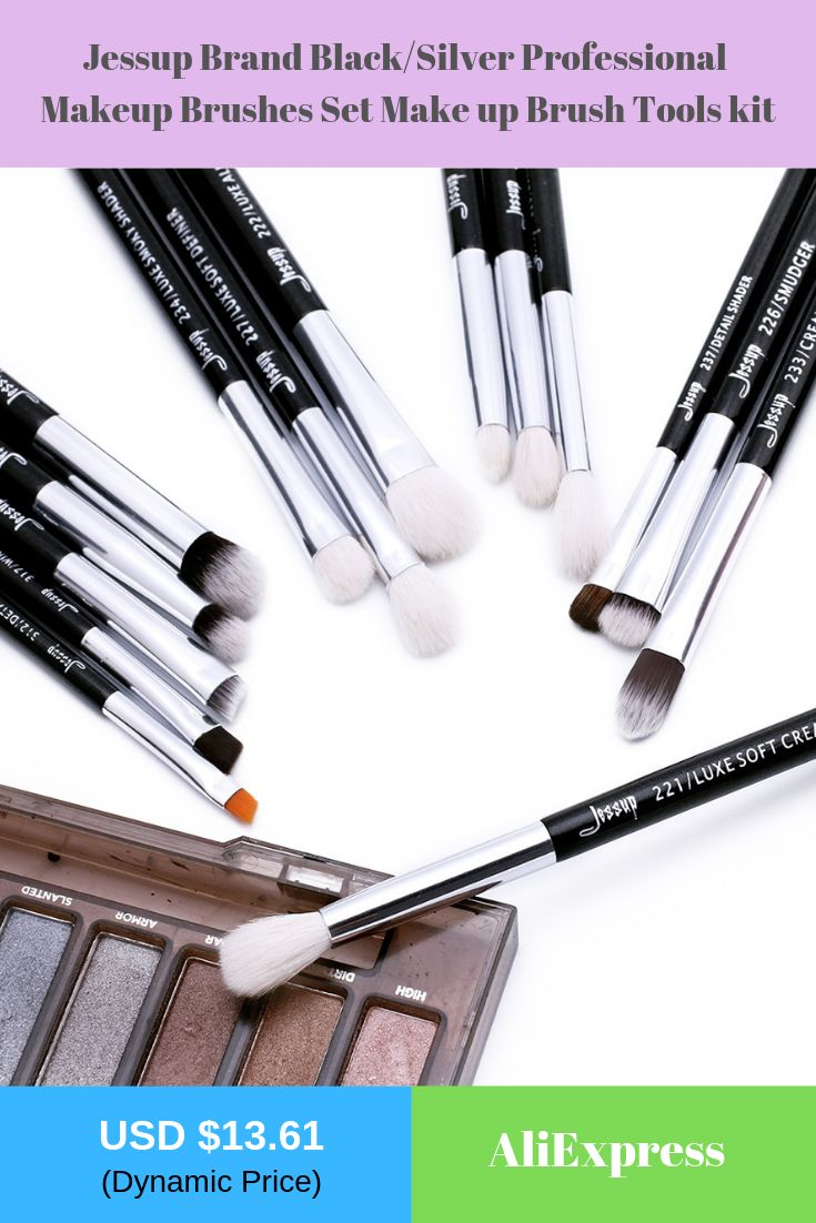 Niceskin Eye Shadow Makeup Brushes Tool for Cosmetic, 7