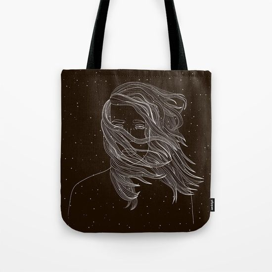 Space wind Tote Bag