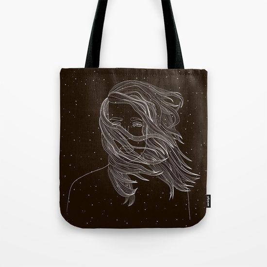 Space wind Tote Bag