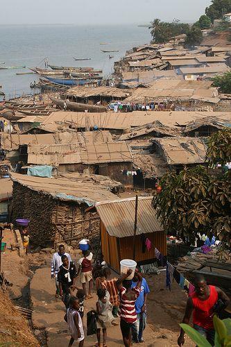 Sierra Leone. By Feije Riemersma.