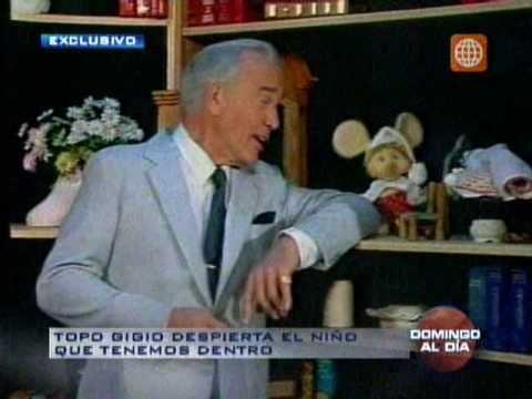 Otro de los reportajes sobre Topo Gigio, de su etapa en la televisión peruana ;-]