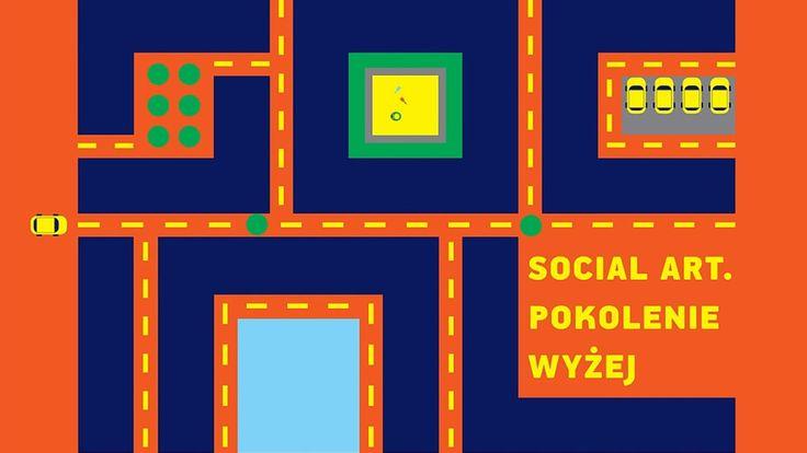 """SOCIAL ART - POKOLENIE WYŻEJ W dniach od 26 do 28 września bieżącego roku odbędzie się druga edycja Social Art  wydarzenia będącego wspólną inicjatywą Kina Nowe Horyzonty oraz wrocławskiego oddziału Globalnego Centrum Biznesowego Hewlett–Packard. Tegoroczny Social Art pod nazwą """"Pokolenie wyżej"""" koncentruje się na ówczesnych trzydziestolatkach. #wearepl, #wydarzenia, #Polska, #Wroclaw"""