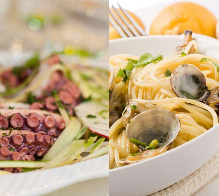 Specialità piatti marinari di qualità – Ferrara – Ristorante Rocca's