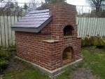 Make your own wood fired pizza oven.  Project with practical modifications.