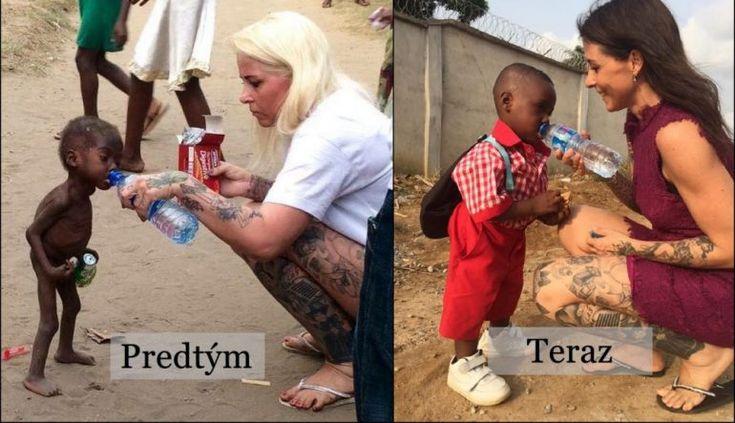 Pamätáte si hladujúceho chlapca, ktorého rodičia ponechali smrti? Práve mal svoj prvý deň v škole | interez.sk