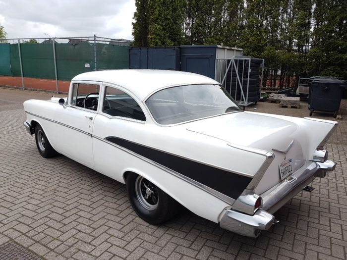 Chevrolet - Two Ten (Bel Air) V8 - 1957 - Catawiki